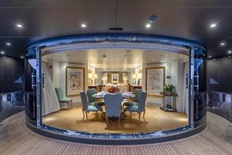 MRS L 15 Main deck - Dining room