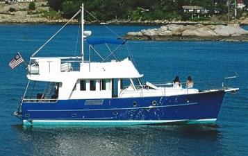 2_2006 42ft Beneteau Swift Trawler BLUE MOON