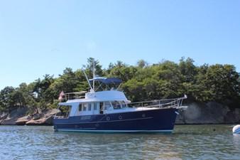 3_2006 42ft Beneteau Swift Trawler BLUE MOON