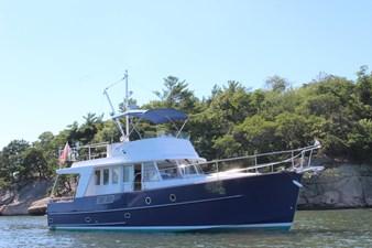 4_2006 42ft Beneteau Swift Trawler BLUE MOON