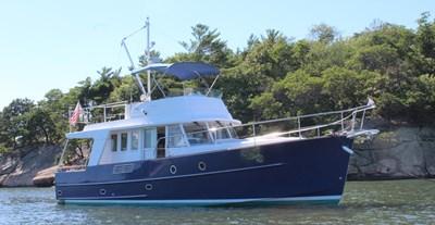 5_2006 42ft Beneteau Swift Trawler BLUE MOON