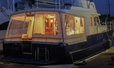 6_2006 42ft Beneteau Swift Trawler BLUE MOON