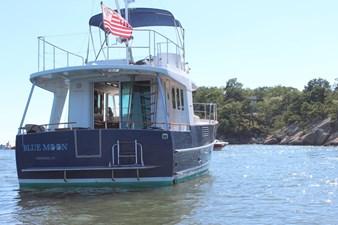 7_2006 42ft Beneteau Swift Trawler BLUE MOON
