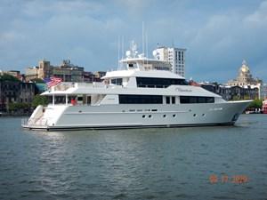REBELLIOUS 1 REBELLIOUS 2006 WESTPORT Tri-Deck Motor Yacht Yacht MLS #268385 1