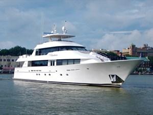 REBELLIOUS 2 REBELLIOUS 2006 WESTPORT Tri-Deck Motor Yacht Yacht MLS #268385 2