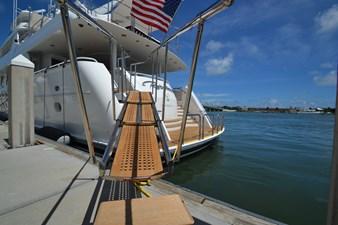 REBELLIOUS 5 REBELLIOUS 2006 WESTPORT Tri-Deck Motor Yacht Yacht MLS #268385 5