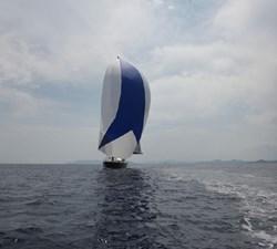 Motor sailing yacht Ocean Star