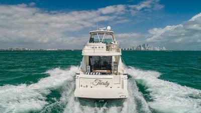 56' Flybridge Motor Yacht