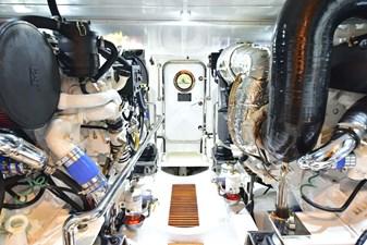 Engine Room facing Forward
