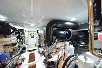 Engine Room facing Starboard