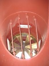 Ocean Xplorer 71   bow thruster 2