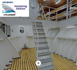Ocean Xplorer 71  Ice-class Reinforced Bow