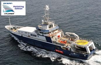Ocean Xplorer 71   Search and Rescue Ship