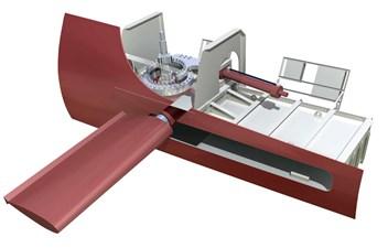 Ocean Xplorer 71 17 Ocean Xplorer 71 Ice-Class retractable stabilizer