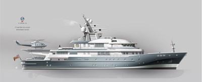 Ocean Xplorer 71  LP Design Profile