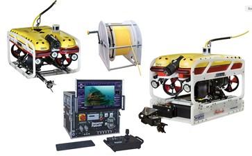 Ocean Xplorer 71   ROV unit