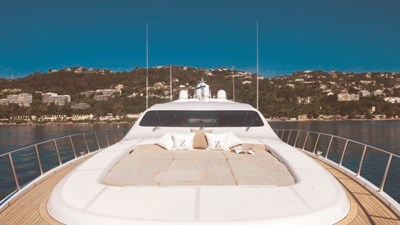 CRAZY TOO 3 CRAZY TOO 2005 OVERMARINE GROUP 108 Boats Yacht MLS #268466 3