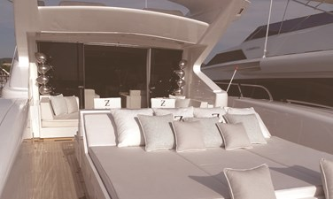 CRAZY TOO 7 CRAZY TOO 2005 OVERMARINE GROUP 108 Boats Yacht MLS #268466 7