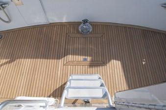 78 ft 1982 Burger Cockpit Motor Yacht, Wolverine78 ft 1982 Burger Original Factory Cockpit