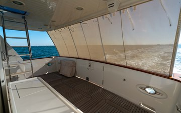 Aft Deck to Starboard