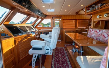 Pilothouse to Starboard