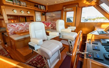 Pilothouse Stidd Chairs