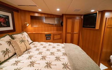 VIP Guest Stateroom to Starboard
