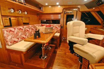 Pilothouse to Port