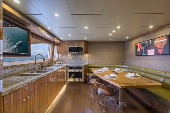 Our Trade 16 Galley/Dinette
