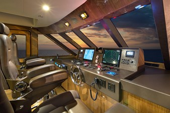 Our Trade 18 Pilothouse Helm
