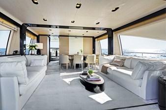 Salon on the main deck