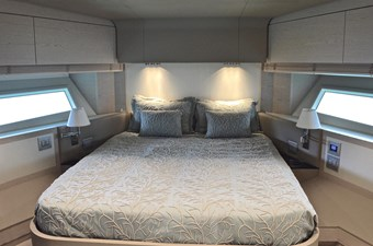VIP cabin on bow