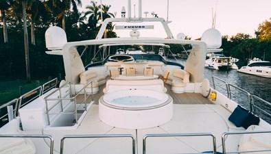 Cristales 5 Cristales 2006 AZIMUT YACHTS Jumbo Motor Yacht Yacht MLS #268563 5