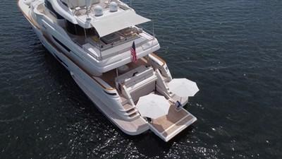 DIEVAL 4 DIEVAL 2017 FERRETTI CUSTOM LINE Navetta 28 Motor Yacht Yacht MLS #268569 4