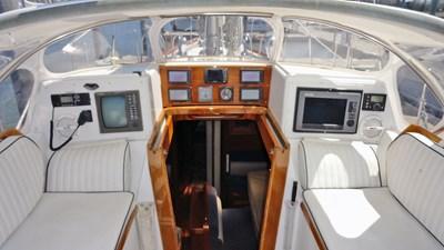 Cockpit, Fwd.