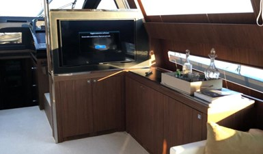 Riva 88 Galley