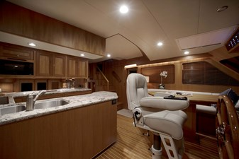 Galley Pilothouse