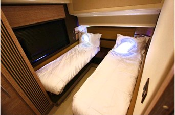 Guest Twin Berth Stateroom