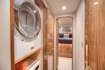 Washer and Dryer and VIP Stateroom