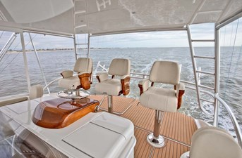 Release Marine Trillion Series Helm Chairs with Ultraleather