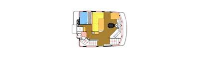 115 Enterprise Pilothouse Deck
