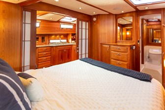 Master Amidship Stateroom