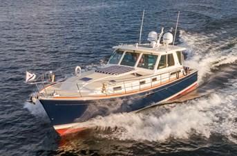Port Bow Profile