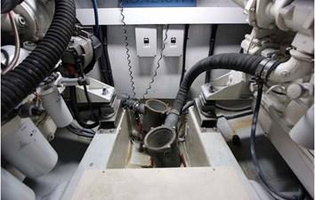 TERA IV 25 Engine Room