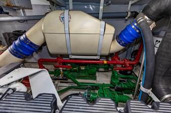 Reset 59 Marine Exhaust Muffler