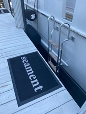 Additional Boarding Ladder