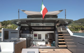 BGX70 #05 7 BGX70 #05 2021 BLUEGAME BGX70 #05 Motor Yacht Yacht MLS #268827 7