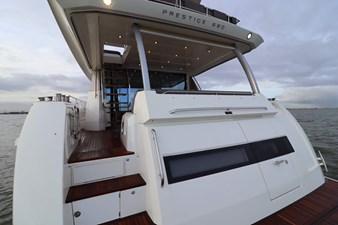 Prestige 680 fly 7 Prestige 680 fly 2017 PRESTIGE 680 FLYBRIDGE #23 Motor Yacht Yacht MLS #268828 7