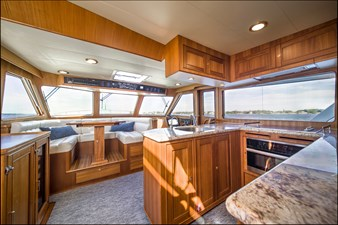 Pilothouse Galley