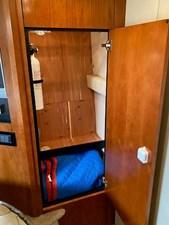 Cedar Lined Hanging Closet